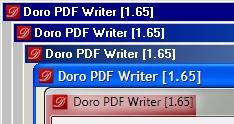 Doro Pdf Printer