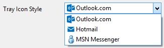 Howard Email Notifier screenshot